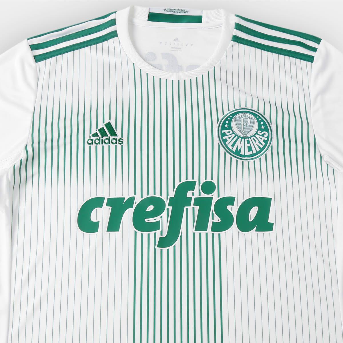 Nova camisa do Palmeiras  Lançamento 2017   2018  NOVIDADE  b0d8568c8bedf