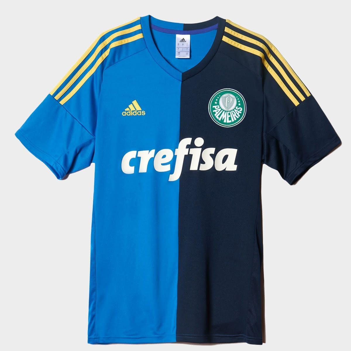 853d6ab059 Camisa Azul do Palmeiras