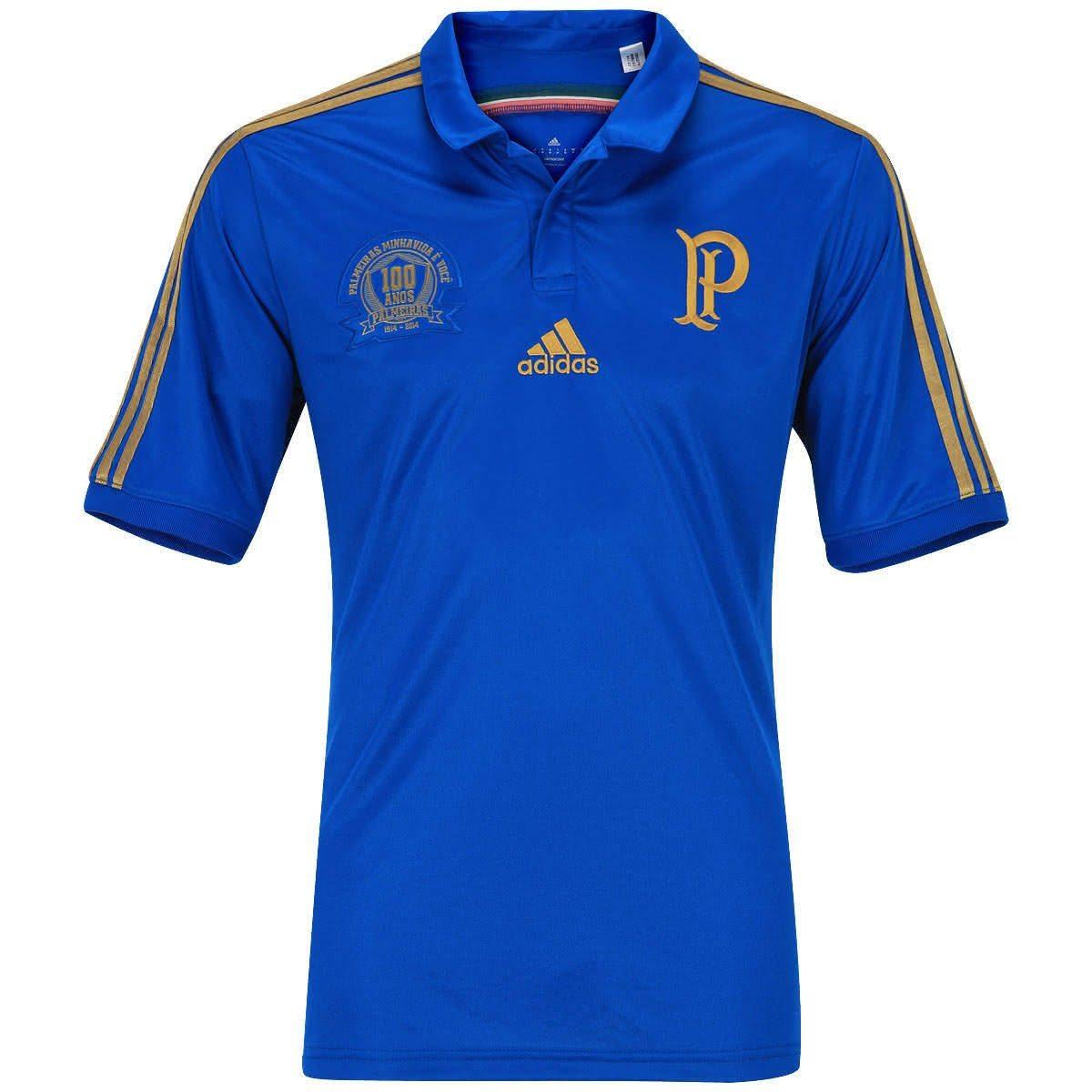 f54ff4d04f Compre sua camisa azul do Palmeiras