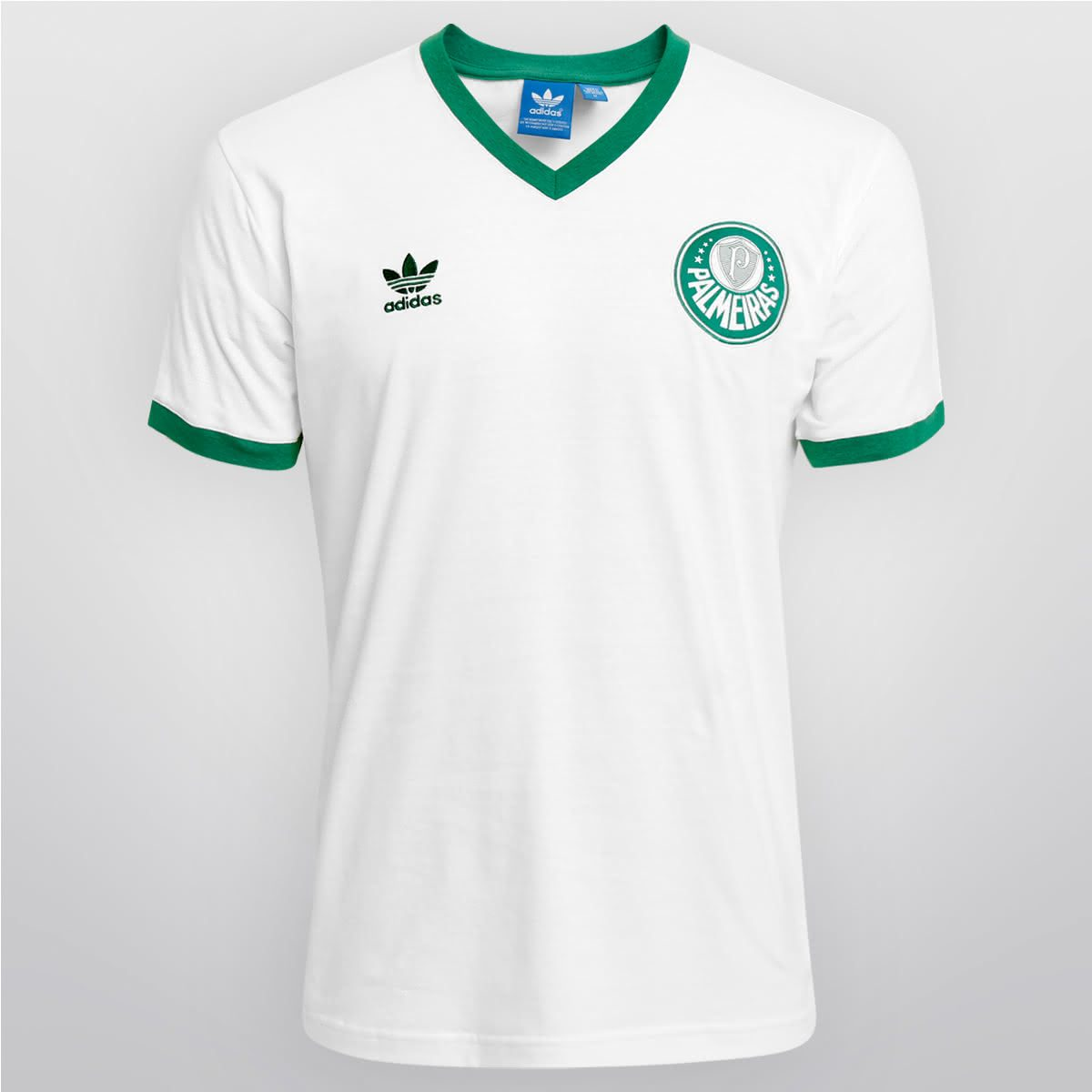 Camisa Retrô do Palmeiras 79f39e9049df2