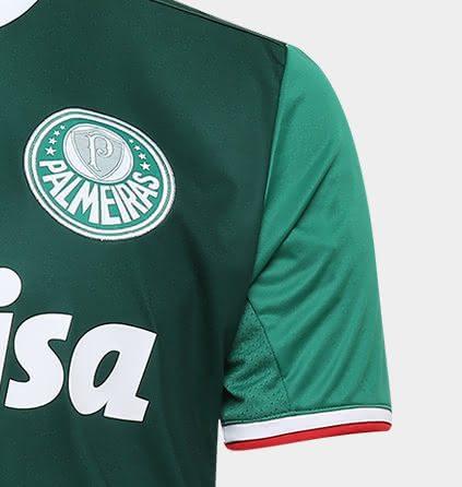 Nova camisa do Palmeiras  Lançamento 2017   2018  NOVIDADE  91cb98aaea9be