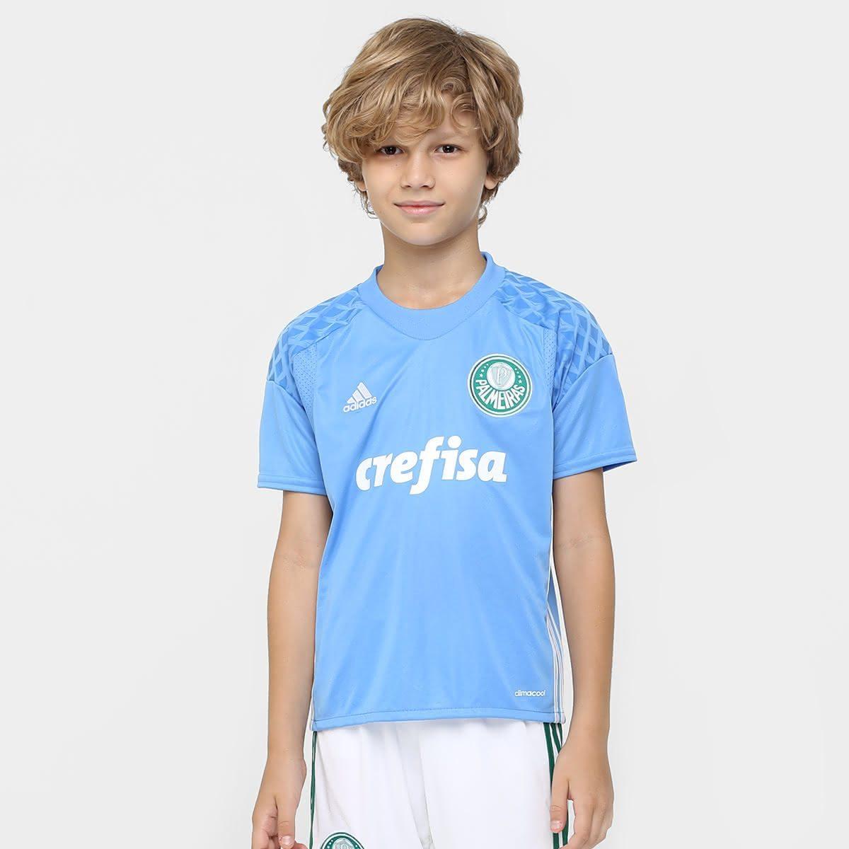 0a2628b057e00 Camisa de Goleiro do Palmeiras