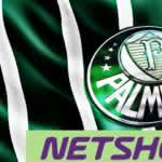 Camisa do Palmeiras na Netshoes
