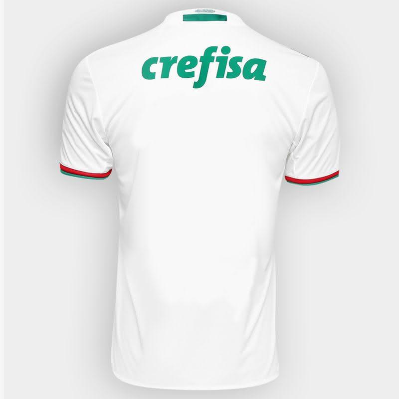 Com essa modelo de camisa para torcedora do Palmeiras b7f6f90fffe11